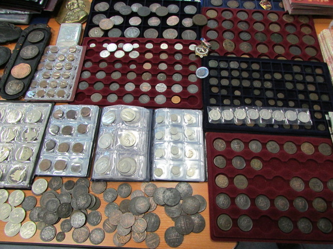 Статьи - нумизматика или коллекционирование монет?.